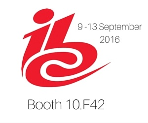 THEOplayer at IBC 2016 Booth 10.F42