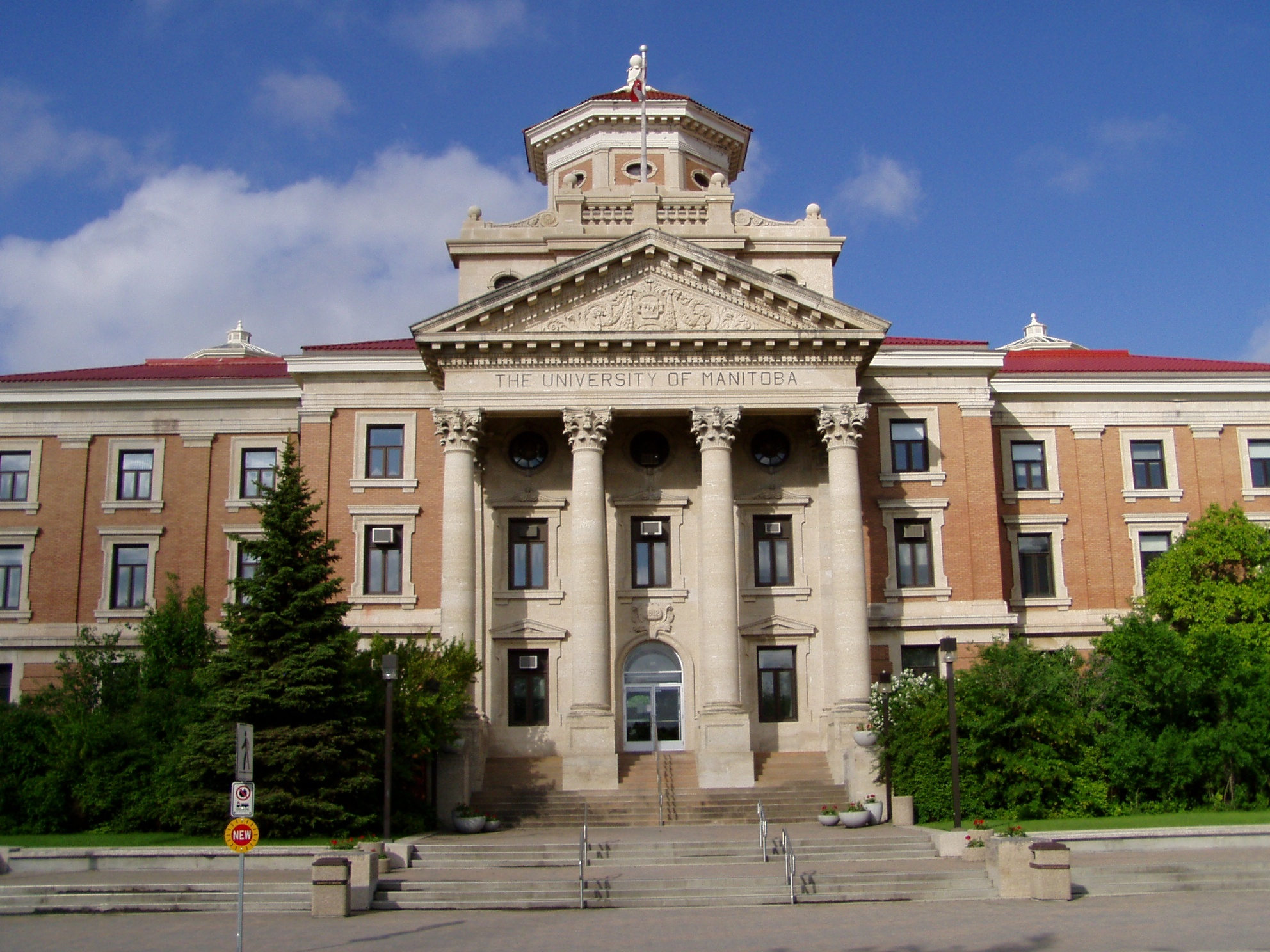 University Of Manitoba Administration Building