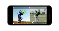 Golf bu THEOplayer and Hudl