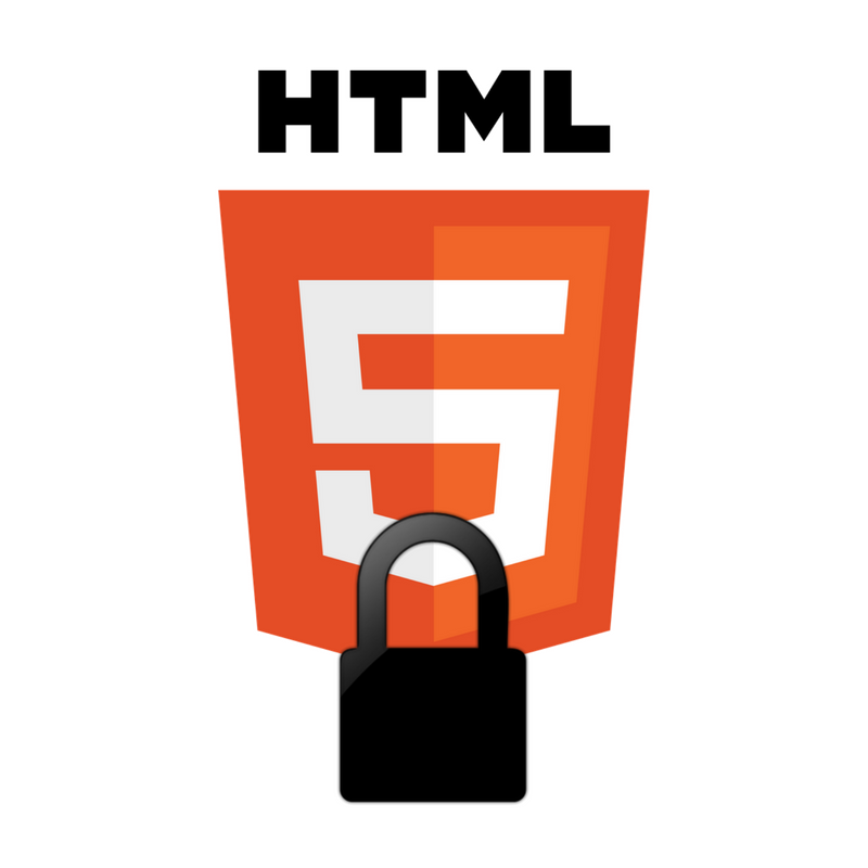 HTML5 Video Streaming with Full DRM Support