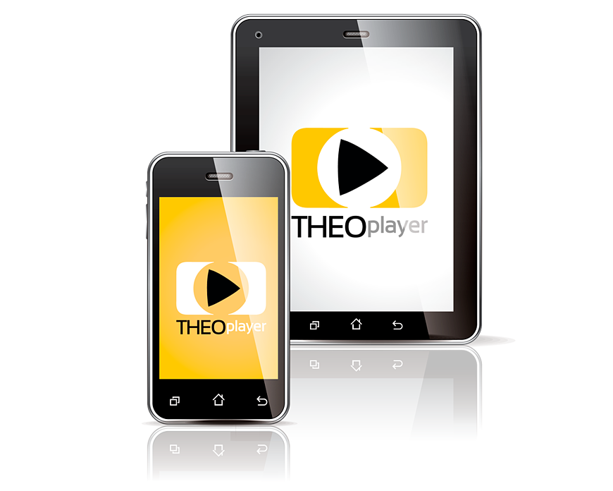 Every Android device is well protected with THEOplayer's DRM integrated solutions