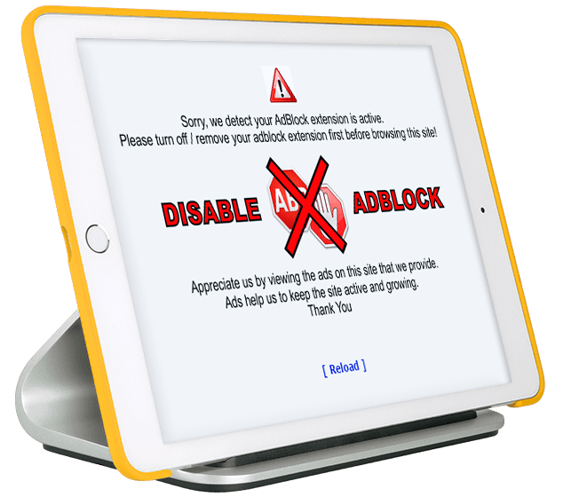 With THEOplayer you can bypass adblocker