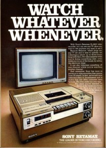 BetaMax is out