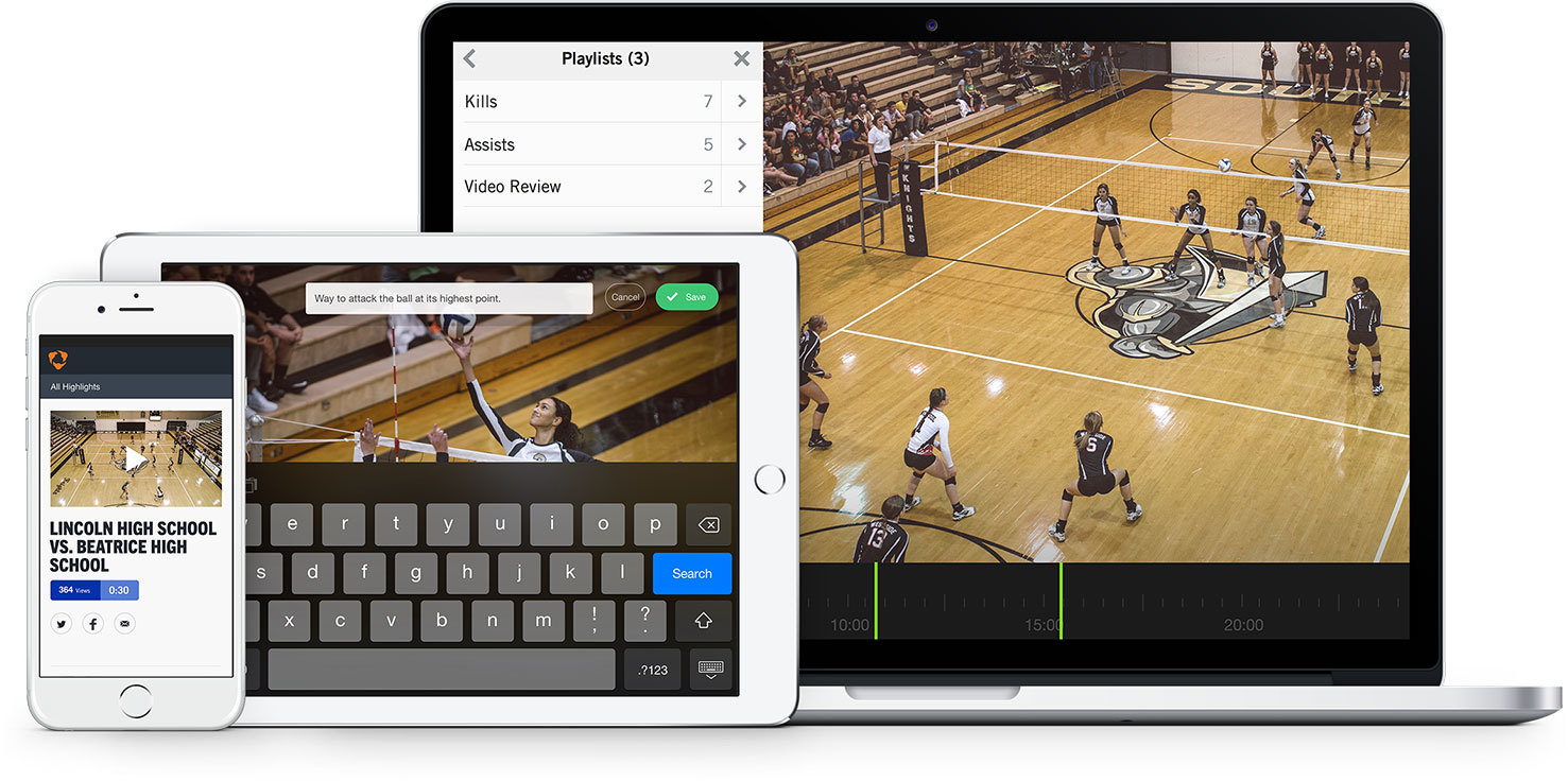 Hudl and THEOplayer in every device