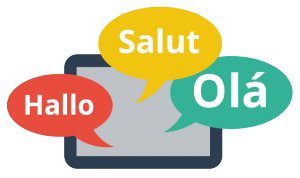 multilingual-web-interface