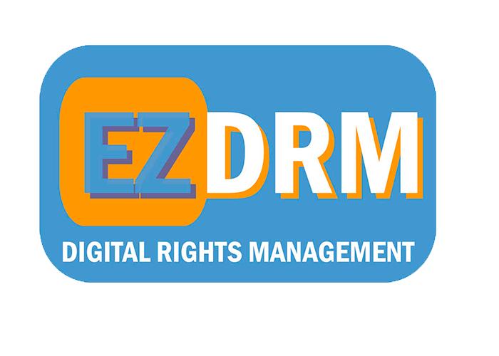EZDRM logo