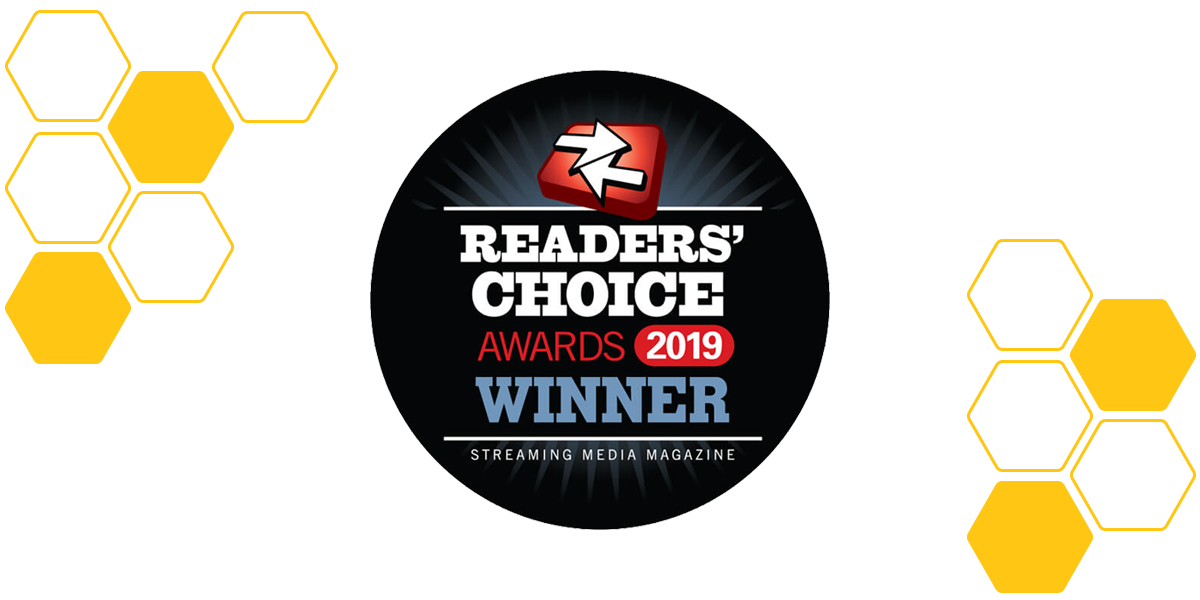 Readers Choice Award win - Blog visual