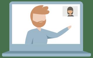 Tile_Virtual meeting
