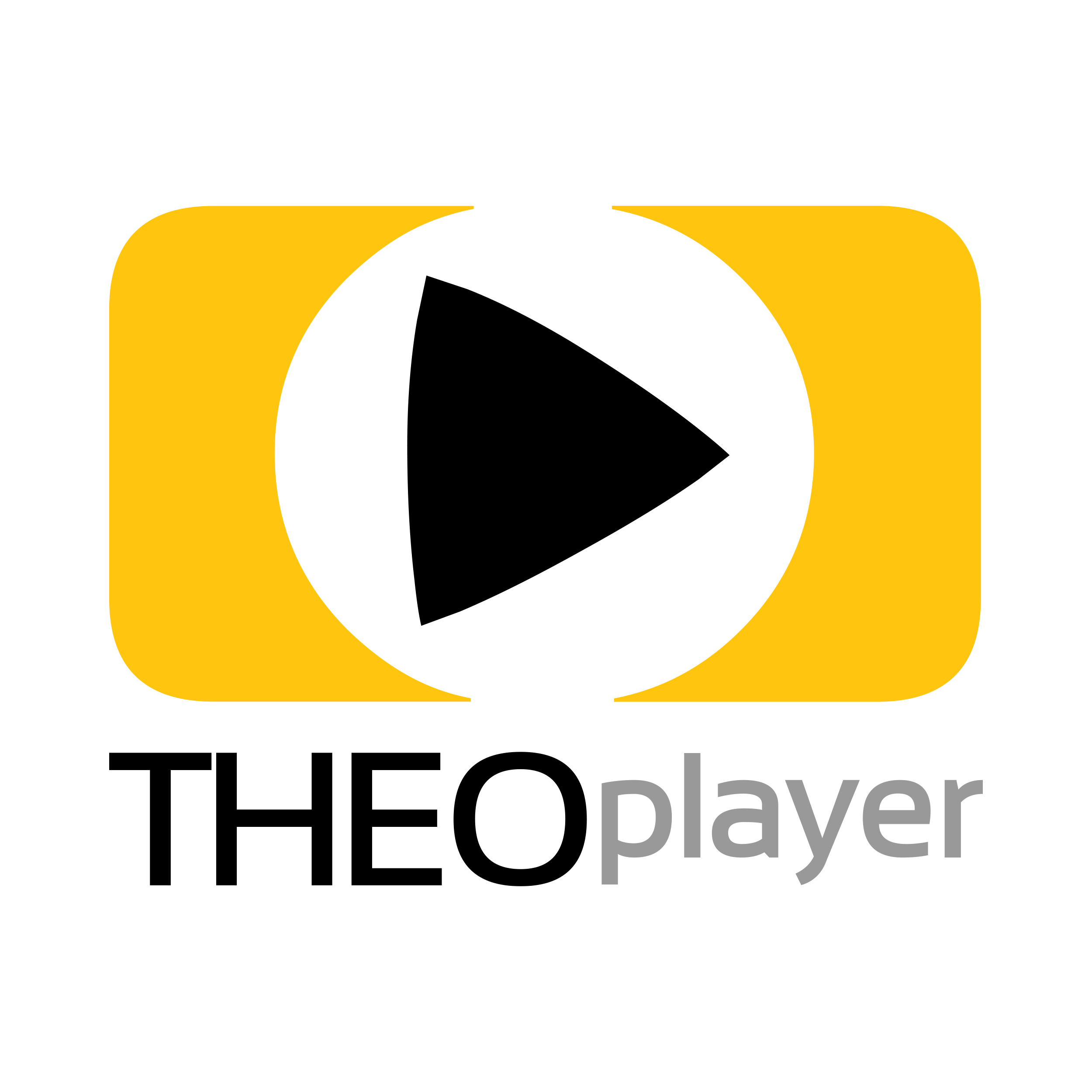 THEOplayer logo