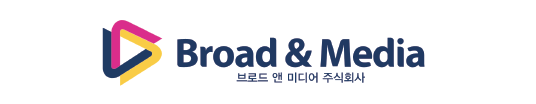 Broad and Media logo