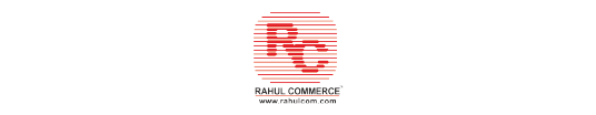 Rahul Commerce logo
