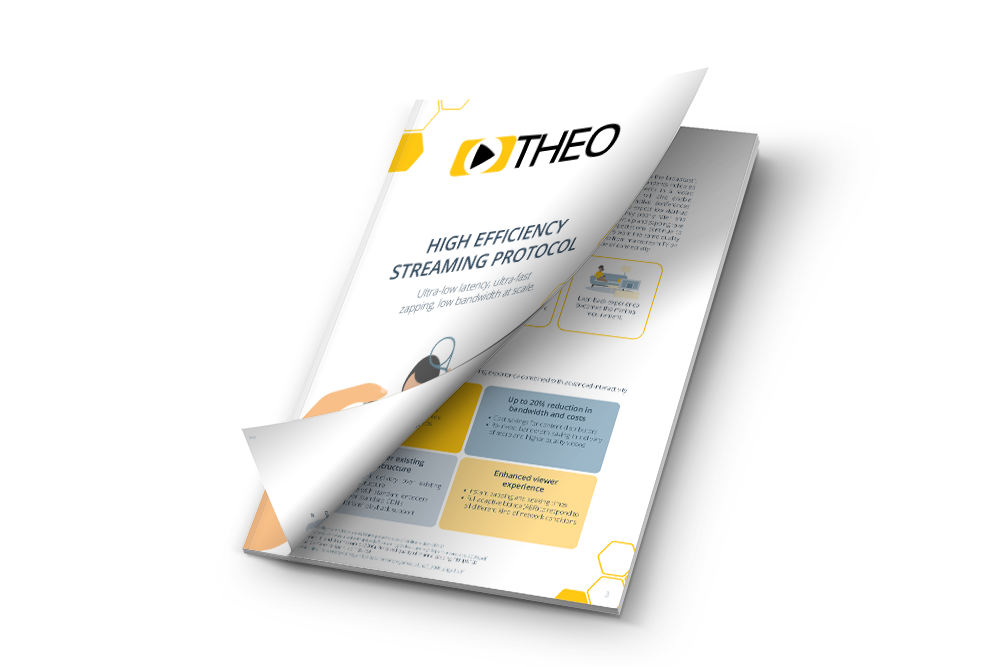 High Efficiency Streaming Protocol (HESP) - Technical Whitepaper