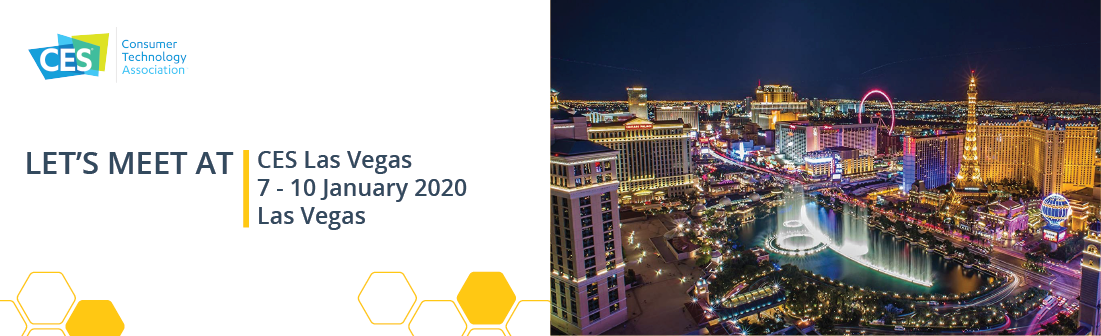 THEO Technologies is attending CES Las Vegas