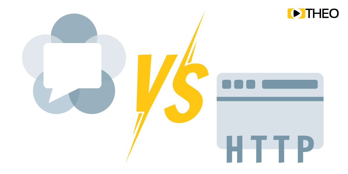 Comparing WebRTC with HTTP-based streaming