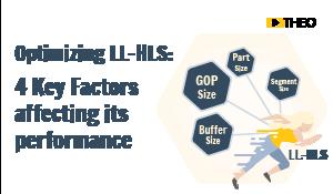 Optimizing LL-HLS: 4 Key Factors affecting its performance