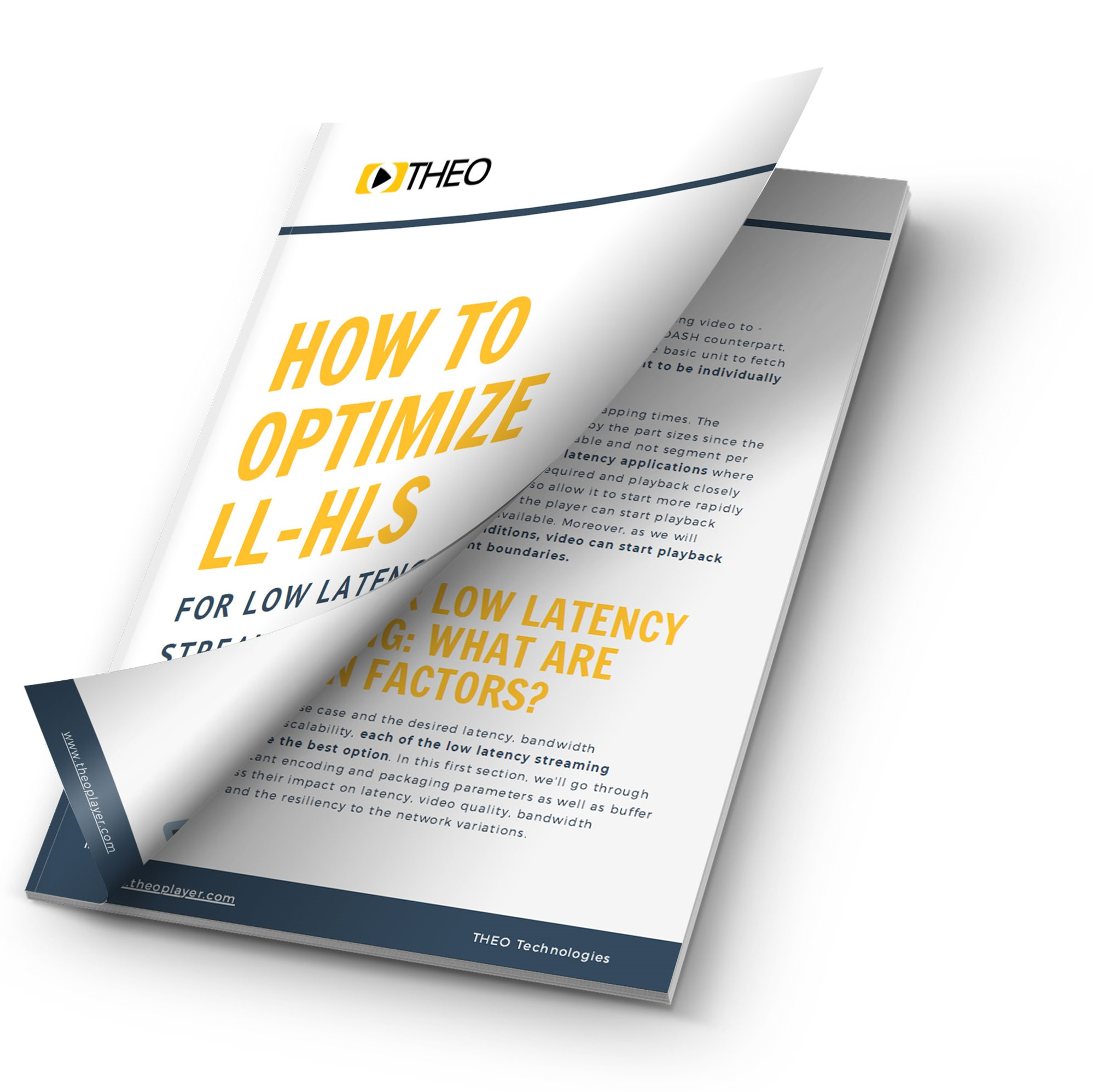 How to Optimize LL-HLS for Low Latency Streaming Guide