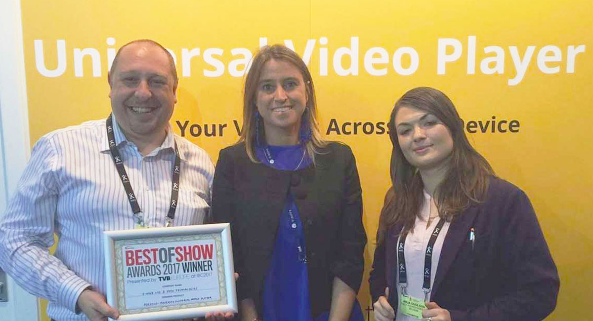 Best of the IBC Show 2017