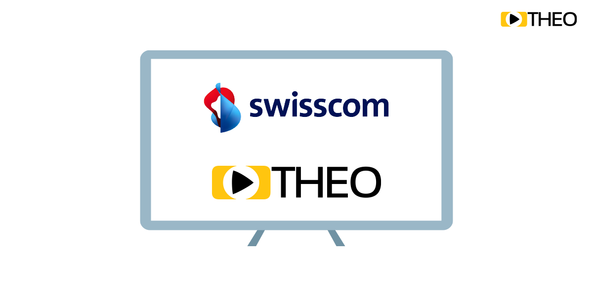THEO Technologies enables Swisscom to expand Blue TV to connected TV with THEOplayer