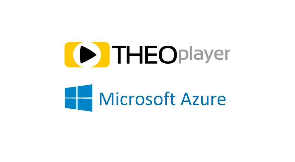 THEOplayer and Microsoft Azure Media Services announce collaboration