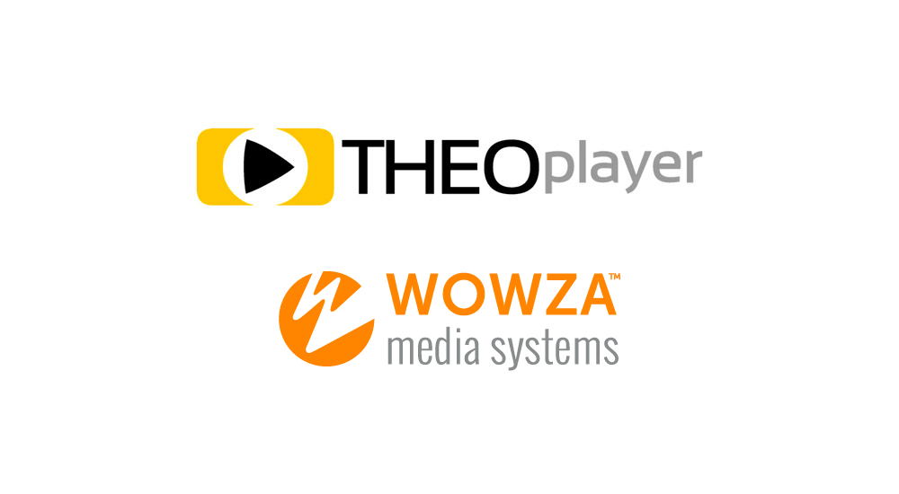 THEOplayer meets Wowza