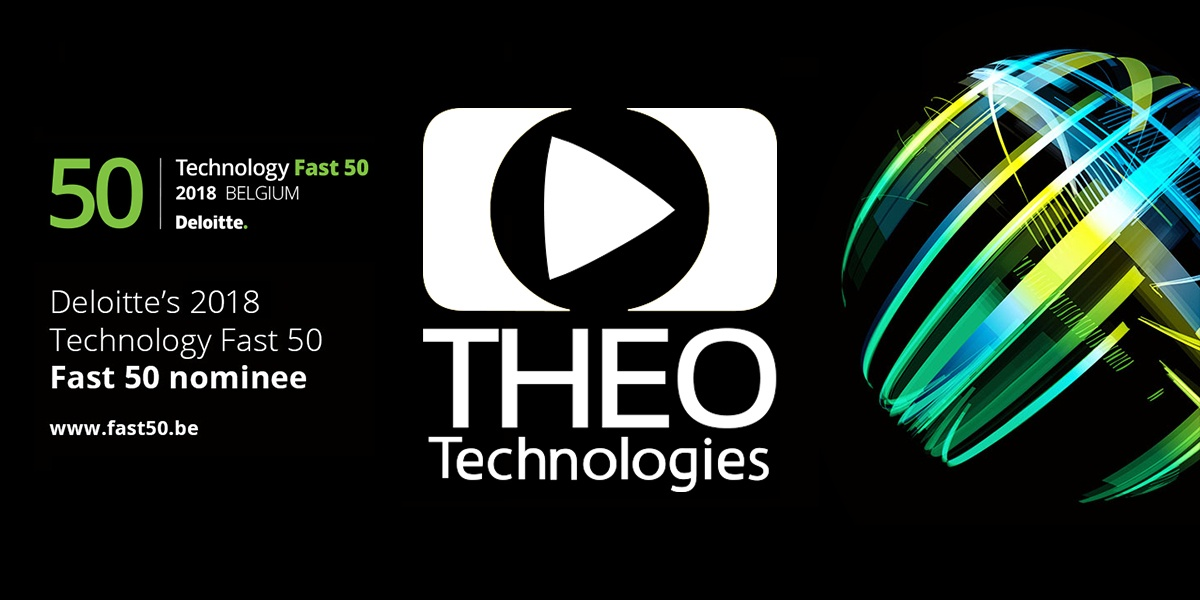 THEO Technologies has been nominated for the Deloitte's 2018 Technology Fast 50