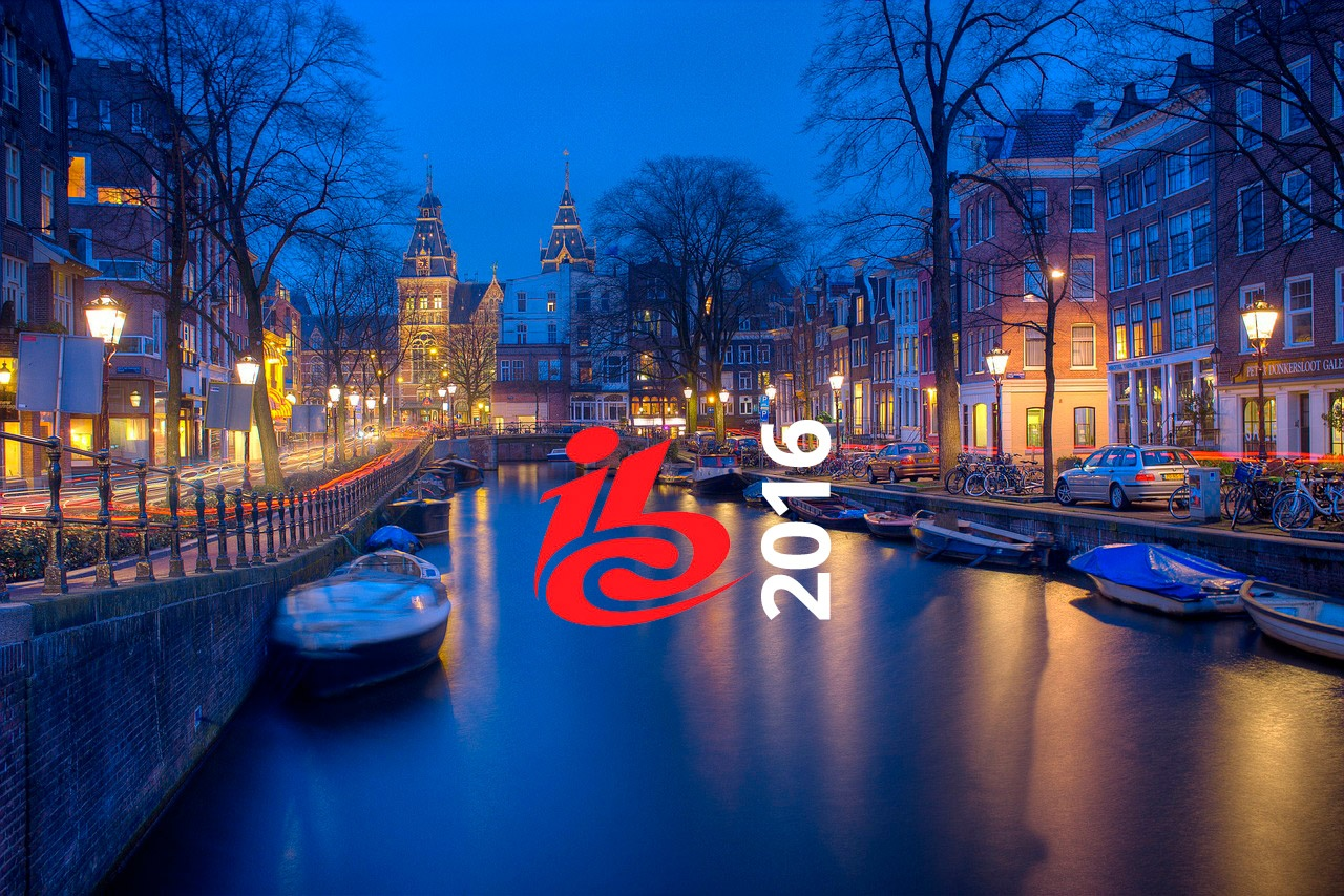 THEOplayer will be at IBC Amsterdam 2016