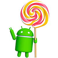 Android 5.0-5.1.1-Lollipop