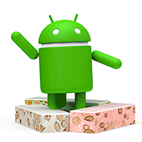 Android 7.0-7.1.2-Nougat