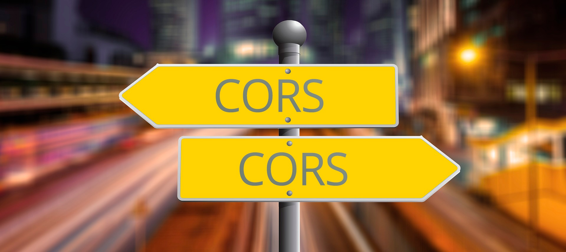 Find how to configure CORS with THEOplayer