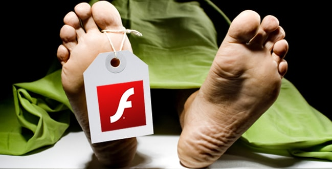 Adobe Flash for video streaming? It is time to move on!
