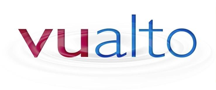 Image of Vualto logo
