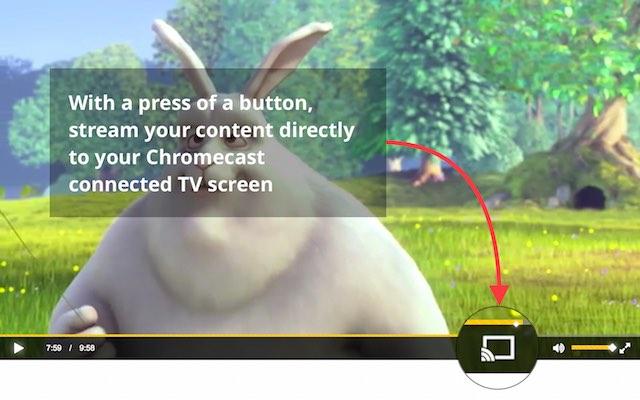 Use of Chromecast