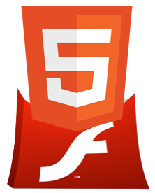 html5 no flash